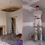 Сколько стоит шпаклевка стен выяснить не трудно, но лучше если шпаклевщик подсчитает вам стоимость шпаклевки стен
