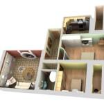 Как определить несущие стены в помещении