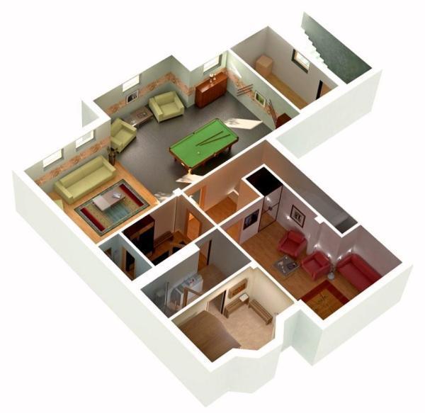 Перепланировка жилья