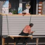 Как сделать ремонт балкона?
