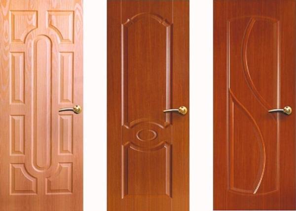 Деревянные дверные отделки