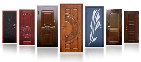 Двери из ламината и МДФ