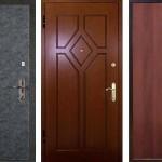 Дверная отделка – дермантин или декоративное порошковое напыление