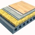 Утепление бетонного пола качественными материалами
