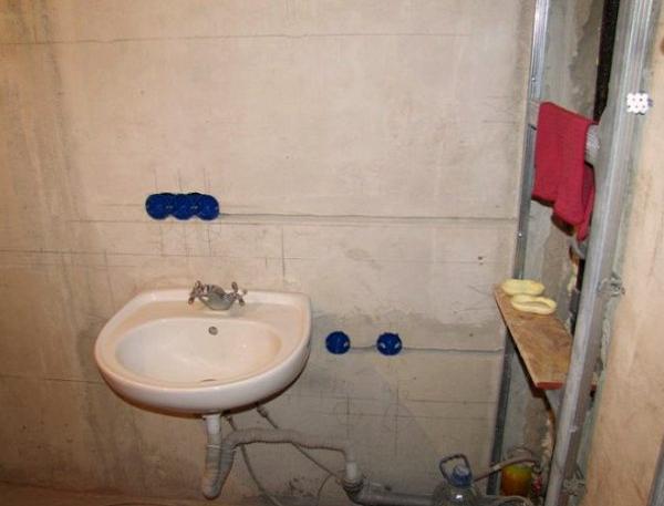 Как устанавливать розетки в ванной