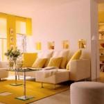 Необычные перегородки для однокомнатной квартиры из гипсокартона