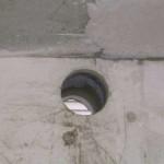 Алмазное бурение и сверление для вентиляции в бетонных, кирпичных стенах