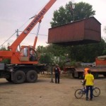 Снос железных гаражей по низкой цене быстро и качественно в Москве и области