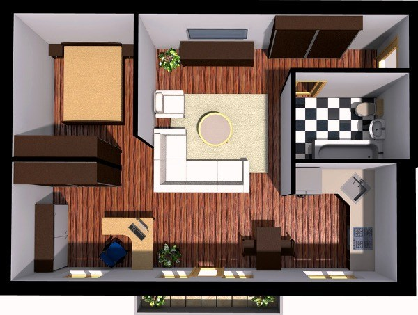 Особенности перепланировки квартиры в кирпичном доме в 2019 году