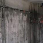 Дверной проем в бетонной стене с помощью алмазной резки и оборудования