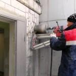 Сколько стоит алмазное бурение в бетоне и других строительных материалов