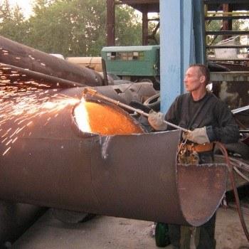 Демонтаж металлических конструкций в Москве