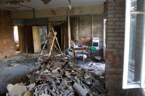 Демонтажные работы в квартире Москвы
