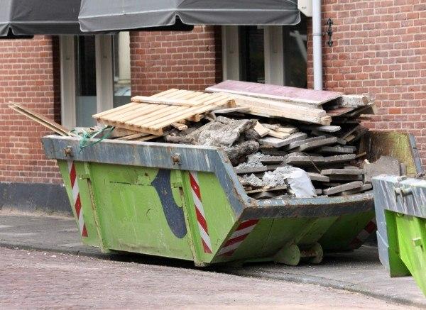 Контейнера для вывоза строительного мусора