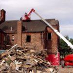Демонтаж зданий – быстро, надежно, дешево