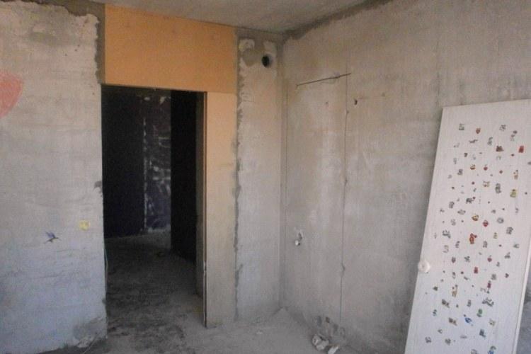 Перенос дверного проема в стене