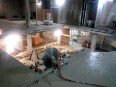 Резка бетонных перекрытий